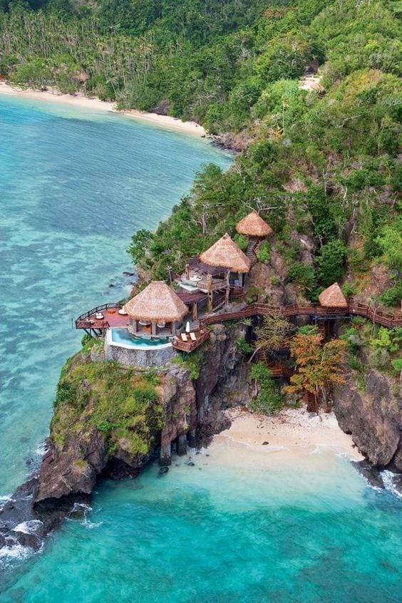 laucala island jetset christina top 10 luxury private islands