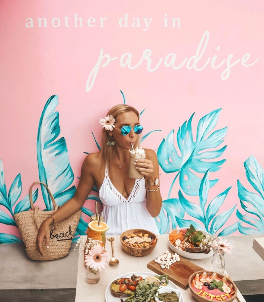 The 5 Best Smoothie Bowls In Bali Jetsetchristina