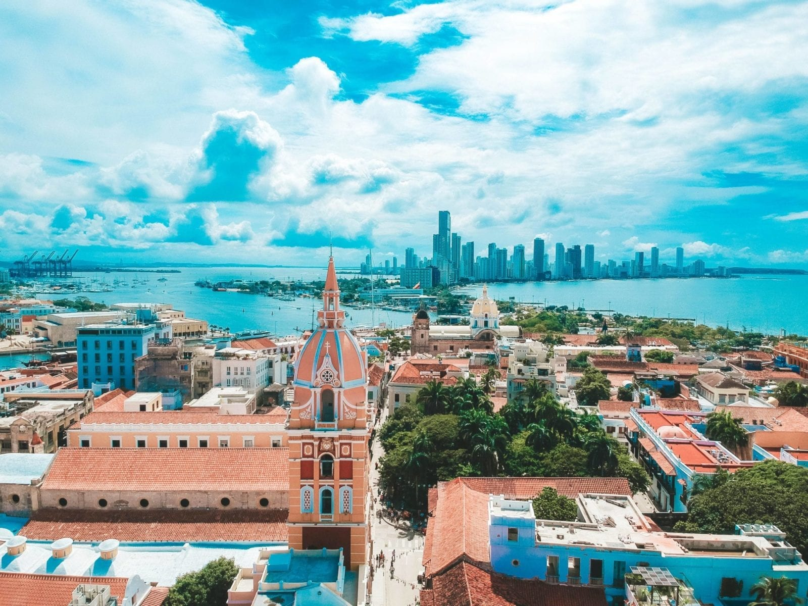Cartagena, Colombia. A Place You Can't Miss