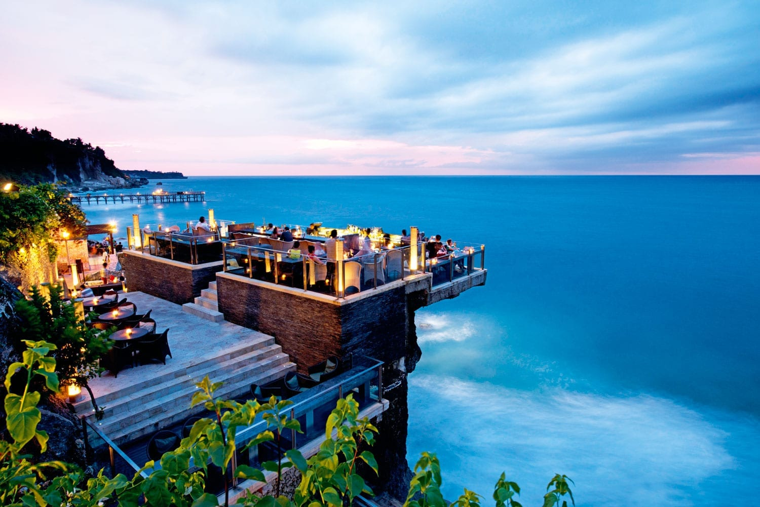 It Is One Of Bali S Most Acclaimed And Awarded Hotels Deserves Every Honor There Are 19 Restaurants Bars Including The Famous Rock Bar